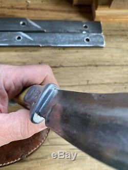 Ruana Large Game Hunting Knife Large M Stamp Skinner
