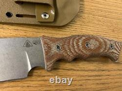 SURVIVE! GSO-10 with 10 Blade CPM 3V Steel + Kydex Sheath Survive Knives USA