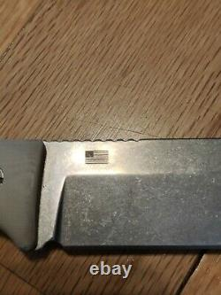 Survive! Knives GSO 4.1