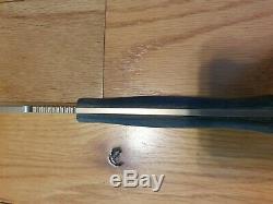 Survive Knives GSO 4.1 CPM- 3V Steel Micarta Handle
