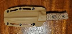 Survive Knives GSO 5 in CPM-3V