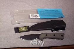 Tops Sierra Scout Knife Made In The USA Never Used Discontinued Model