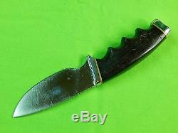 US GERBER Model 400 Hunting Knife & Sheath