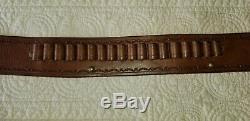 Used/New Leather 4 3/4 Western Holsters, Gunbelt, Knife Sheath Brown $350