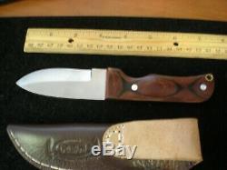 Used custom handmade fixed blade knives RBH custom knives