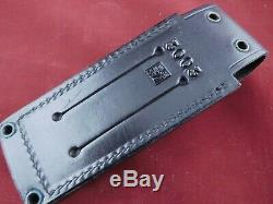 V/RARE! Vintage Original Al Mar 3003 Sere Folding Knife Seki Japan withSheath