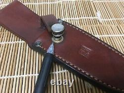 Vintage AL MAR KNIVES Grunt I 4020 model fighting knife Green Beret Model