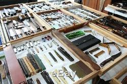 Vintage Case XX Tested Knife Hatchet Combo