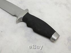 Vintage Gerber LMF Fixed Blade Tactical Knife Survival Hunting Prepper