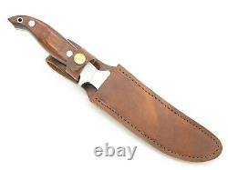 Vintage Lakota Fish Hawk Hoffman H Suzuki Seki Japan Fillet Fishing Boning Knife