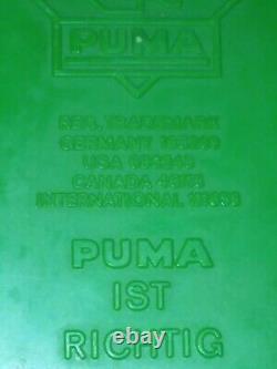Vintage PUMA SKINNER 6393 Knife circa. Excellent condition, superb knife