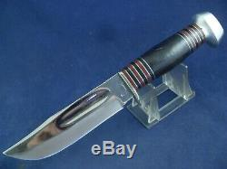 Vintage Remington Dupont RH 34 UMC Knife with Sheath