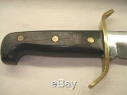 Vintage Western USA W49 Bowie/survival/combat Knife/western Knife Free Shipping