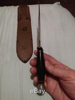 Vintage marbles hunting knives