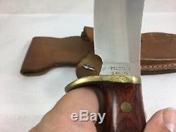 Westmark 701 Bowie Knife & Leather Sheath Western Cutlery Hunting