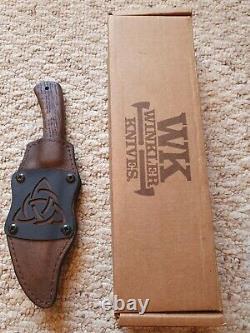 Winkler Knives Highland Hunter #41