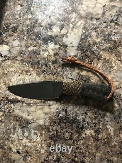 Winkler Knives WKII Hunter Fixed Blade 1st Gen 52100