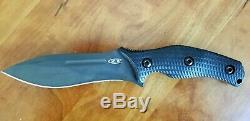 Zero Tolerance 0100 Fixed Blade Knife and Sheath