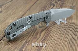 Zero Tolerance Hinderer 0561 Knife Dark Earth G10 (3.75 Stonewash) ZT